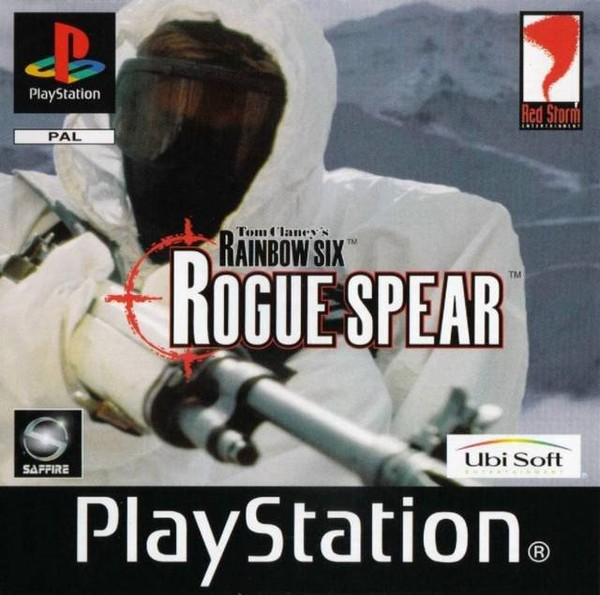 [RT] Rainbow Six Rogue Spear - 2001 - PS ONE