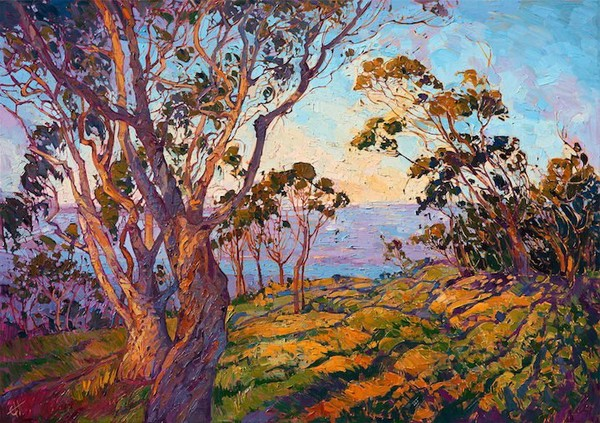 Amazing distinct modern impressionism - NICE PLACE TO VISIT