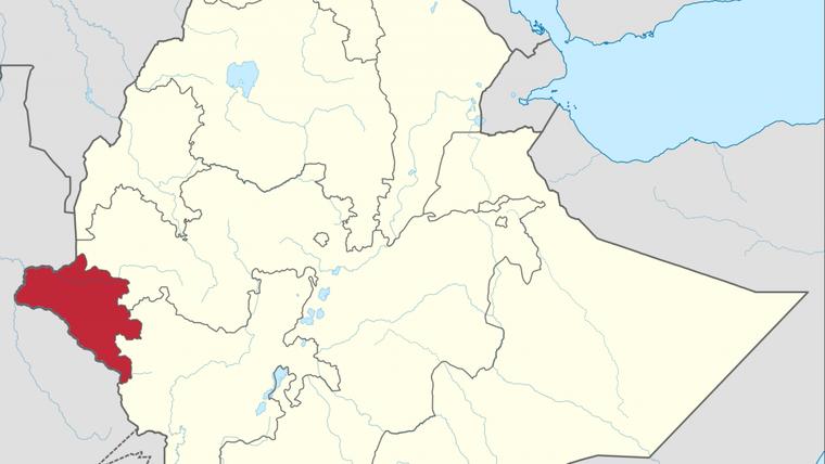 Ethiopie: un massacre perpétré à Gambella par des hommes venus du Soudan du Sud - RFI