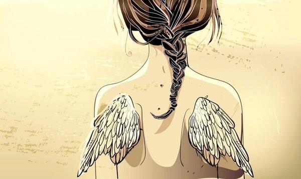 Jemand in deinem Leben ist ein getarnter Engel - ☼ ✿ ☺ Informationen und Inspirationen für ein Bewusstes, Veganes und (F)rohes Leben ☺ ✿ ☼