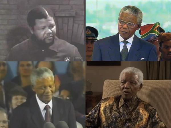 Les discours marquants de Nelson Mandela