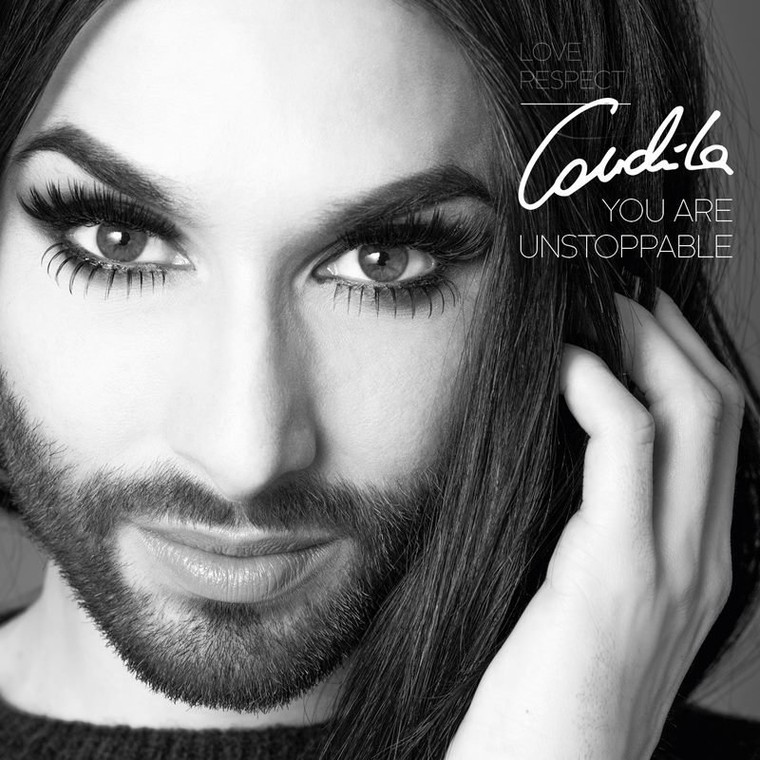 "Conchita Wurst nous fait un appel au respect de la tolérance avec ""You Are Unstoppable"" - Last night in Orient"