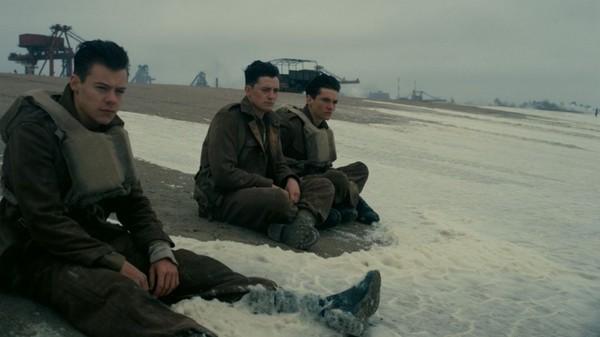 Dunkerque sur Netflix : Christopher Nolan ne savait pas qu'Harry Styles était célèbre lorsqu'il l'a engagé