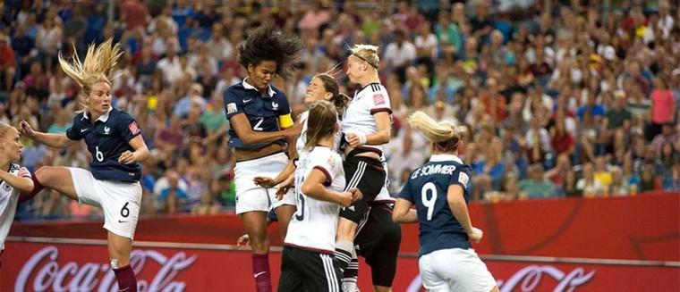 Football : la Coupe du monde féminine 2019 sera sur TF1 et Canal+ !