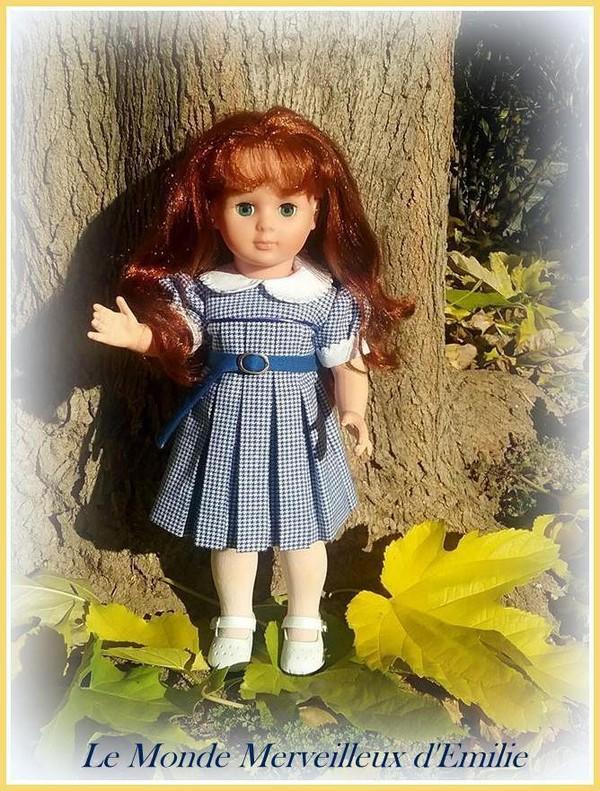 Les robes d'octobre 1954 - Le Monde Merveilleux d'Emilie