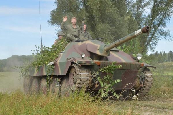 Tanks et panzers