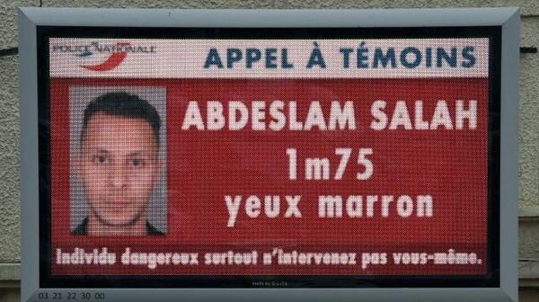 Attentats : Salah Abdeslam aurait été vu en octobre dans des bars gays bruxellois - France 3 Nord Pas-de-Calais