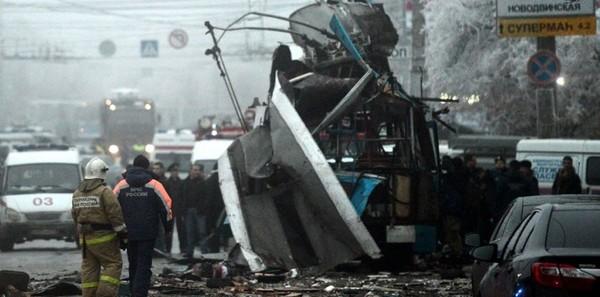 RUSSIE. Ce que l'on sait du double attentat à Volgograd