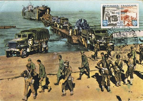 J'AVO TROS ANS EL 6 JUIN 1944