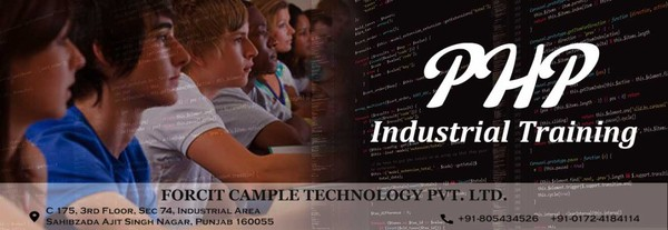PHP Course in Chandigarh - ForcitCample Pvt Ltd(8054345267)