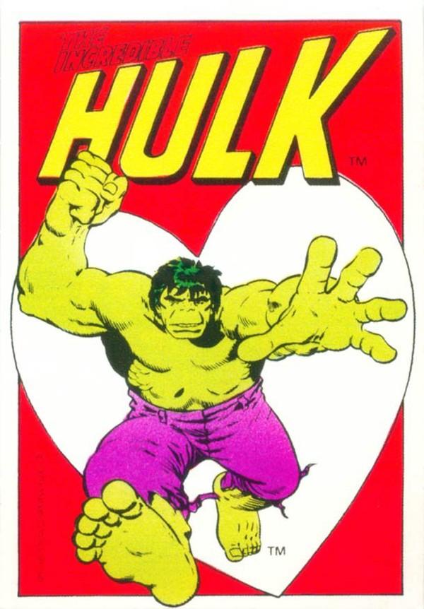 Les cartes de St-Valentin Marvel et Batman des années 70 | Ufunk.net