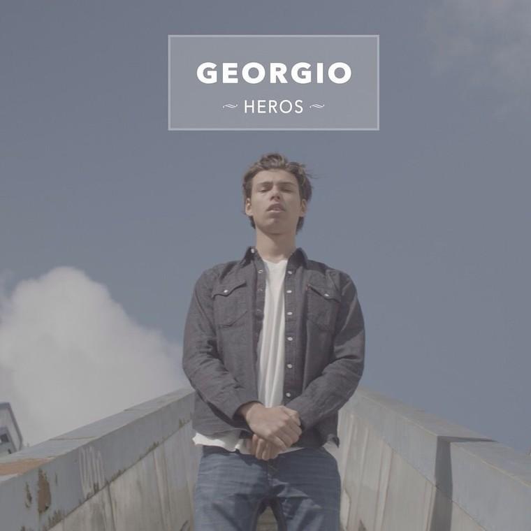 """Découvrez le nouveau clip de Georgio """" Héros """""""