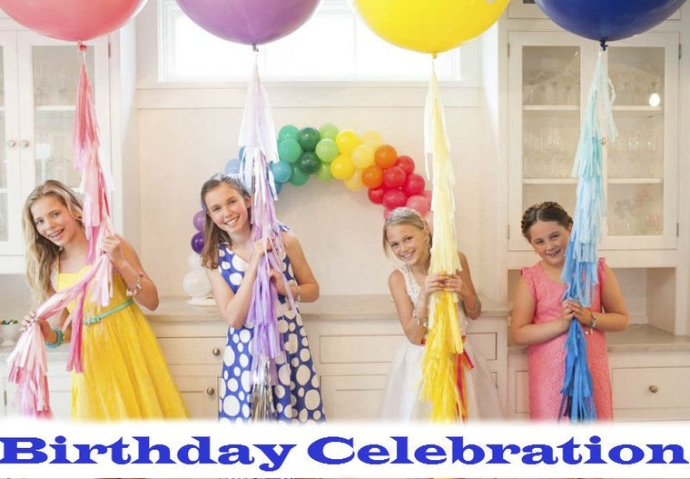 Add Charm in Birthday Party with Balloons - Ground Report
