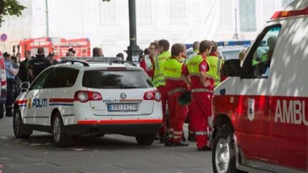 Norvège: trois personnes tuées dans le détournement d'un bus - RTBF Monde