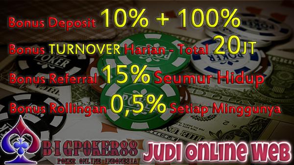 Agen Poker Online Indonesia Terpercaya | Judi Online Web
