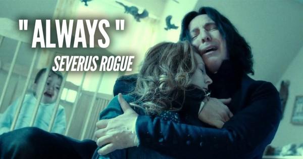 Top 10 des meilleures répliques de Severus Rogue, le meilleur professeur de Poudlard
