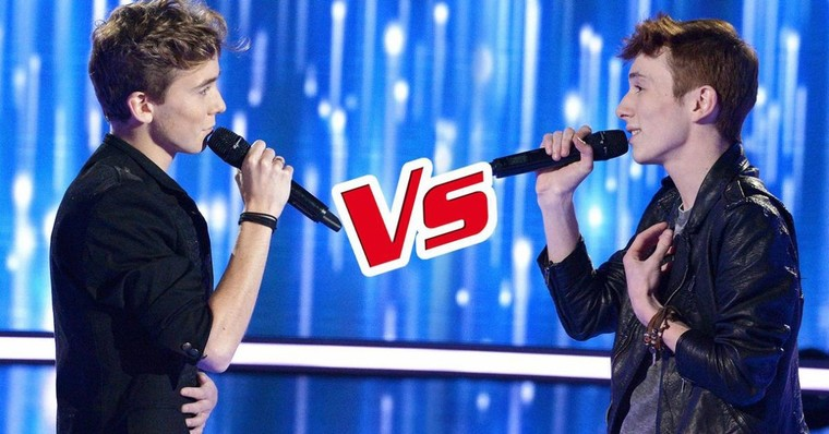 Sacha VS Enzo - « Alter Ego » (Jean-Jacques Goldman) (Saison 6)