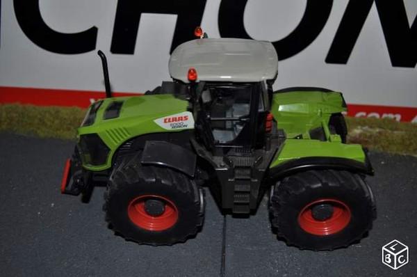 Miniatures agricoles: Claas x?rion 5000 Jeux & Jouets Finist?re - leboncoin.fr