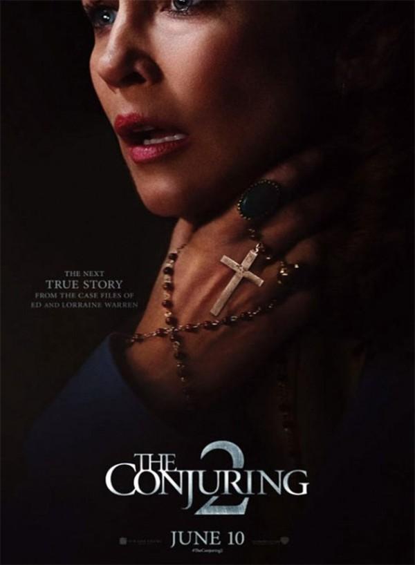 Conjuring 2 : Le Cas Enfield en streaming.