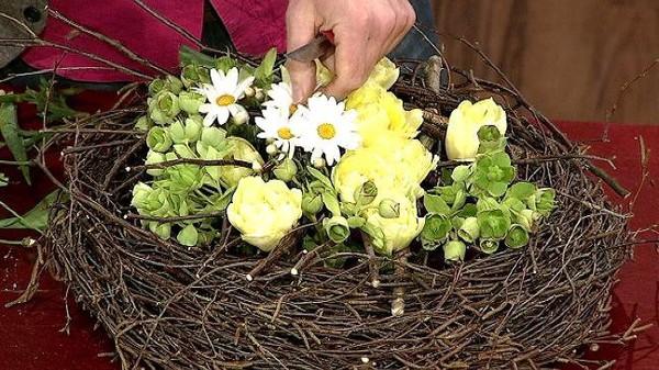 Blumiges Frühlingsorakel - ARD-Buffet :: Kreativ