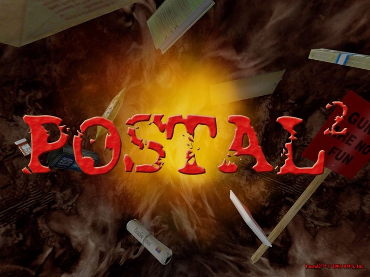 Fiction sur Postal 2 !