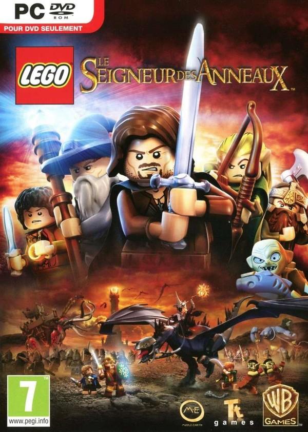 [VD] LEGO Le Seigneur Des Anneaux - 2012 - PC