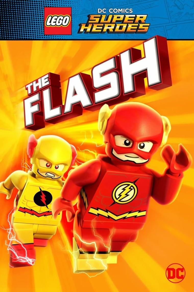 Lego DC Comics Super Heroes: The Flash .