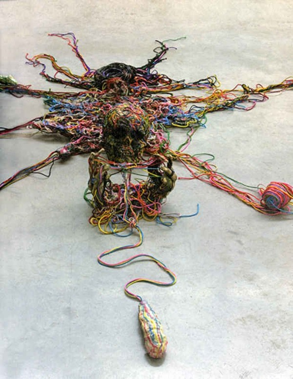 Exposition Art Blog: Tetsumi Kudo - Neo-Dada Tradition