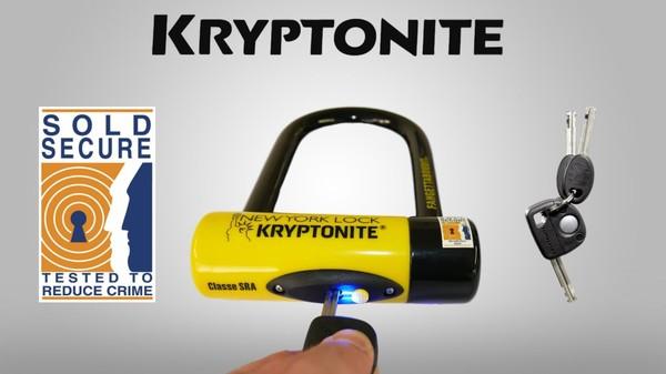 Kryptonite New York Lock Fahgettaboutit Mini U Lock Full Review