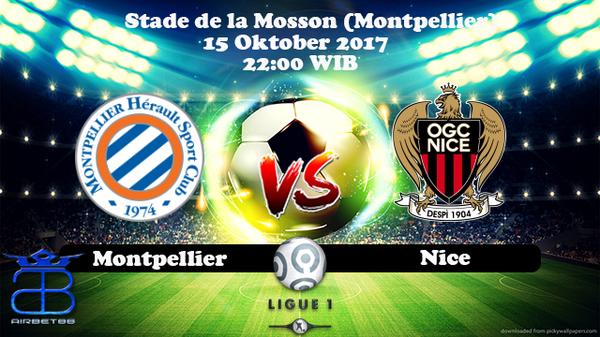 Prediksi Montpellier VS Nice 15 Oktober 2017 | Prediksiskorbolajitu |