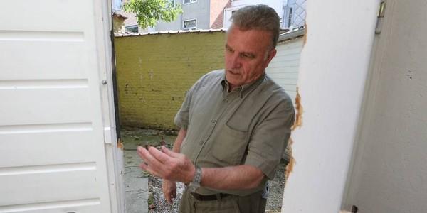 Georges Heylens, cambriolé deux fois en trois mois