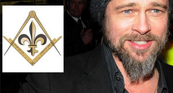 Brad Pitt : L'Élite pédophile d'Hollywood contrôle l'Amérique