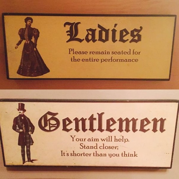 funny toilet signs which might make you feel great - NICE PLACE TO VISIT
