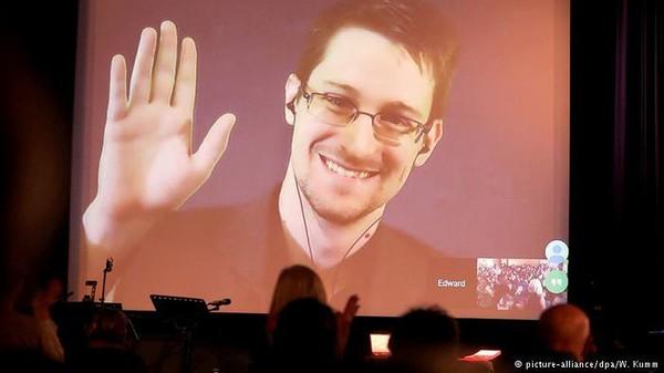 Kommt Edward Snowden nach Berlin? | Deutschland | DW.COM | 25.11.2016