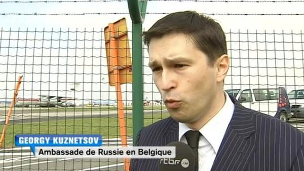 Suite enquête accident car polonais du 15 avril 2013, info : RTBF Vidéo