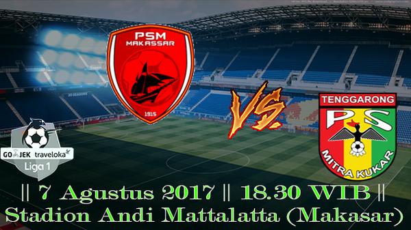 Prediksi PSM vs Mitra Kukar 7 Agustus 2017 Liga 1 Indonesia
