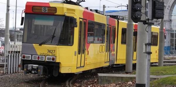 Charleroi: sept agents du TEC blessés lors d'une bagarre dans une station de métro