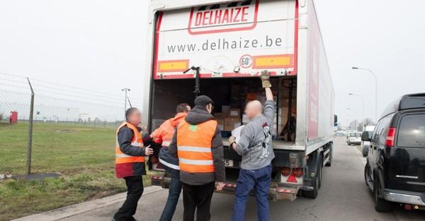 Jemeppe-sur-Sambre: un flic trop bon avec les routiers