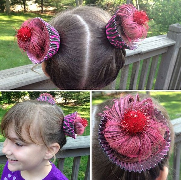 Really outstanding hairdos for kids - NICE PLACE TO VISIT