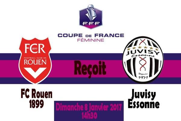 FCR - Coupe de France Féminine