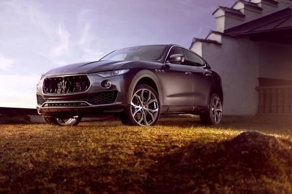 Novitec Maserati Levante coming up with an upgrade kit
