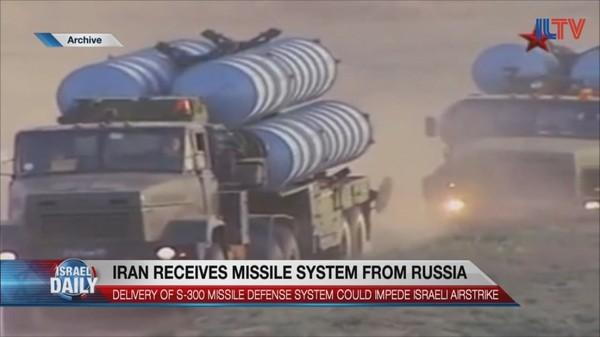 Iran receives missile system from Russia  via @ArutzSheva_En