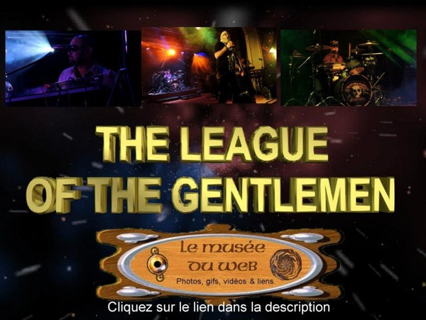 le musee du web :: The League Of The Gentlemen.