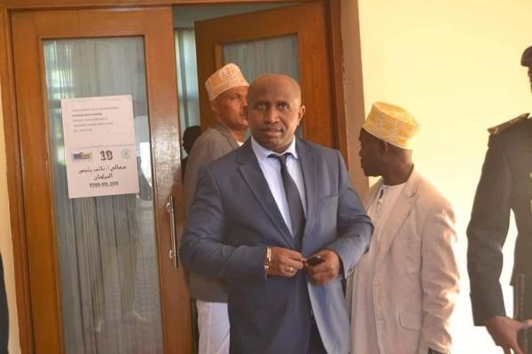 C'est le DAF du ministère de l'intérieur qui a envoyé des hommes pour agresser Oubeidillah Mchangama | | Comores Infos