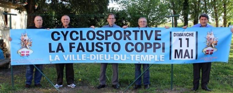 La Ville-Dieu-du-Temple. Dimanche, la Fausto Coppi