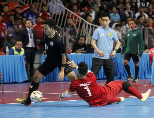 Tim Nasional Futsal Thailand Menang Dramatis Atas Tim Nasional Futsal Dari Malaysia Di Final