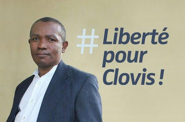Liberté pour l'écologiste Clovis Razafimalala à Madagascar !