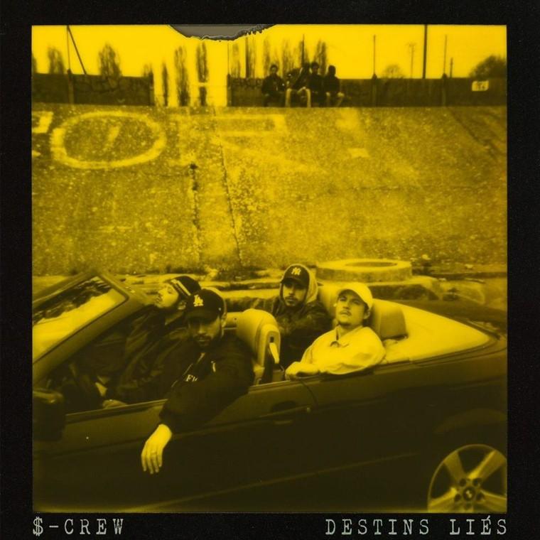 """Venez découvrir la date de sortie du second album de S crew """" Destins liés """""""
