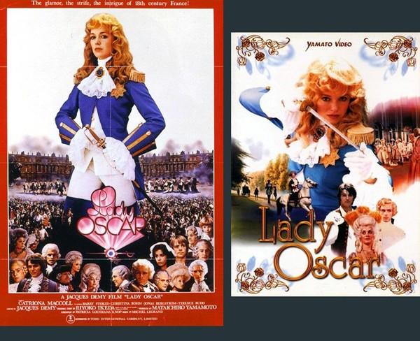 Lady Oscar | Jacques Demy | 1978 | Encyclo-ciné