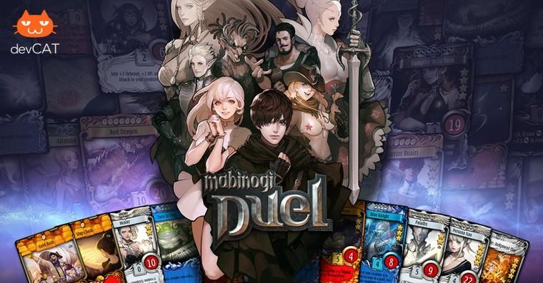 Authentic TCG on mobile! Mabinogi Duel!